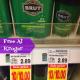Free Brut at Kroger